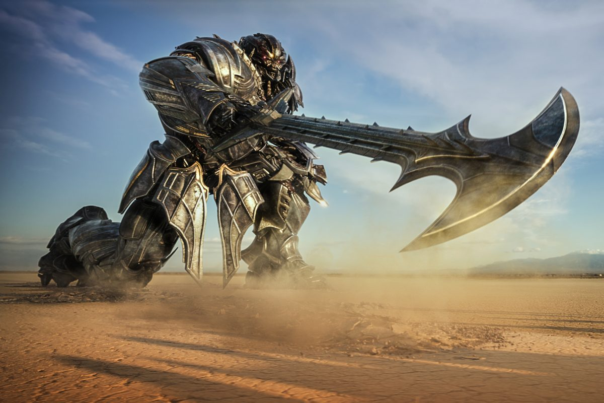 """Megatron in """"Transformers: The Last Knight."""""""