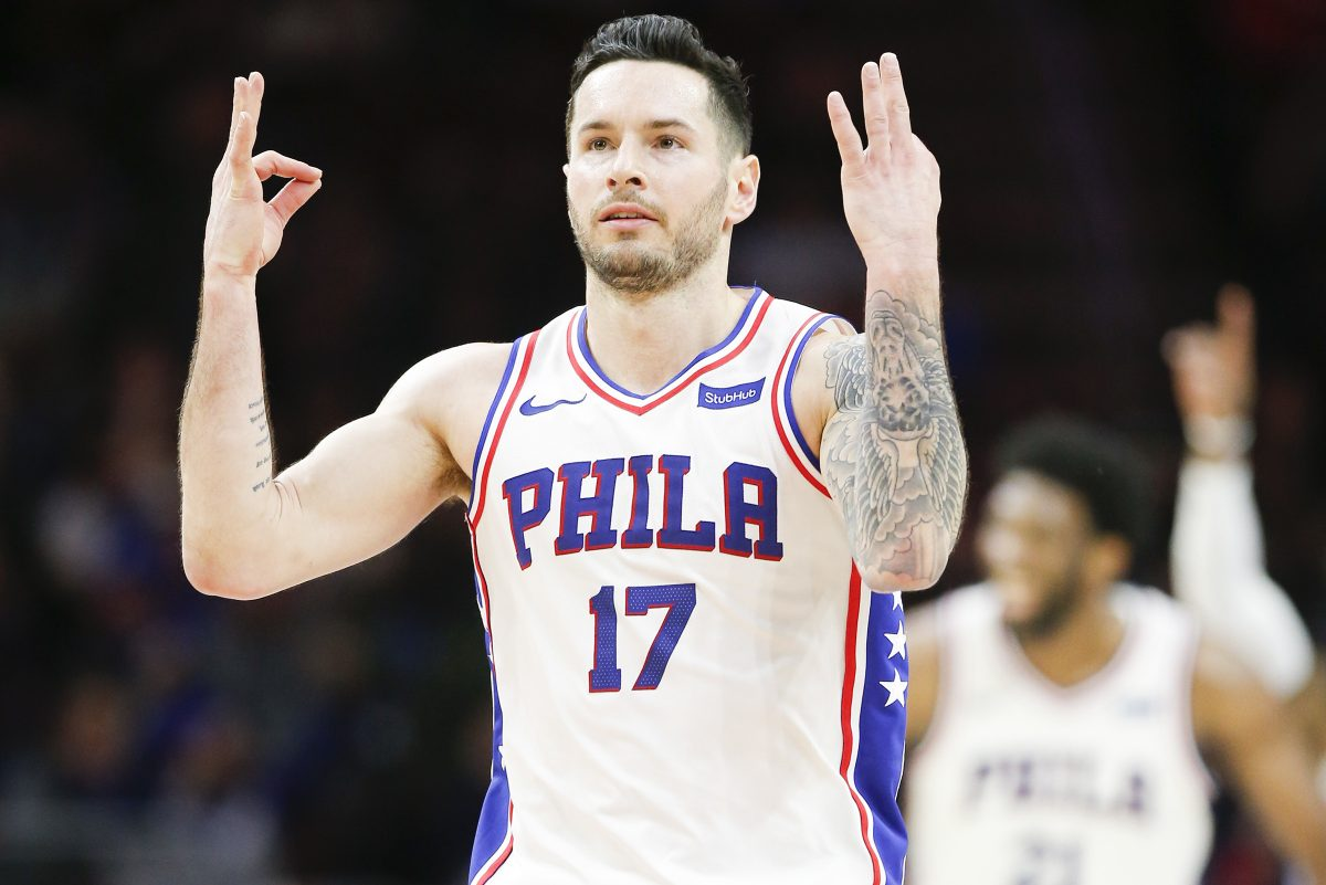 new style ba9fb 73c42 JJ Redick wants Sixers' tenure 'to be a long-term thing ...