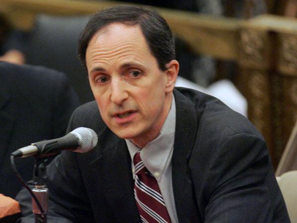 Philadelphia Finance Director Rob Dubrow