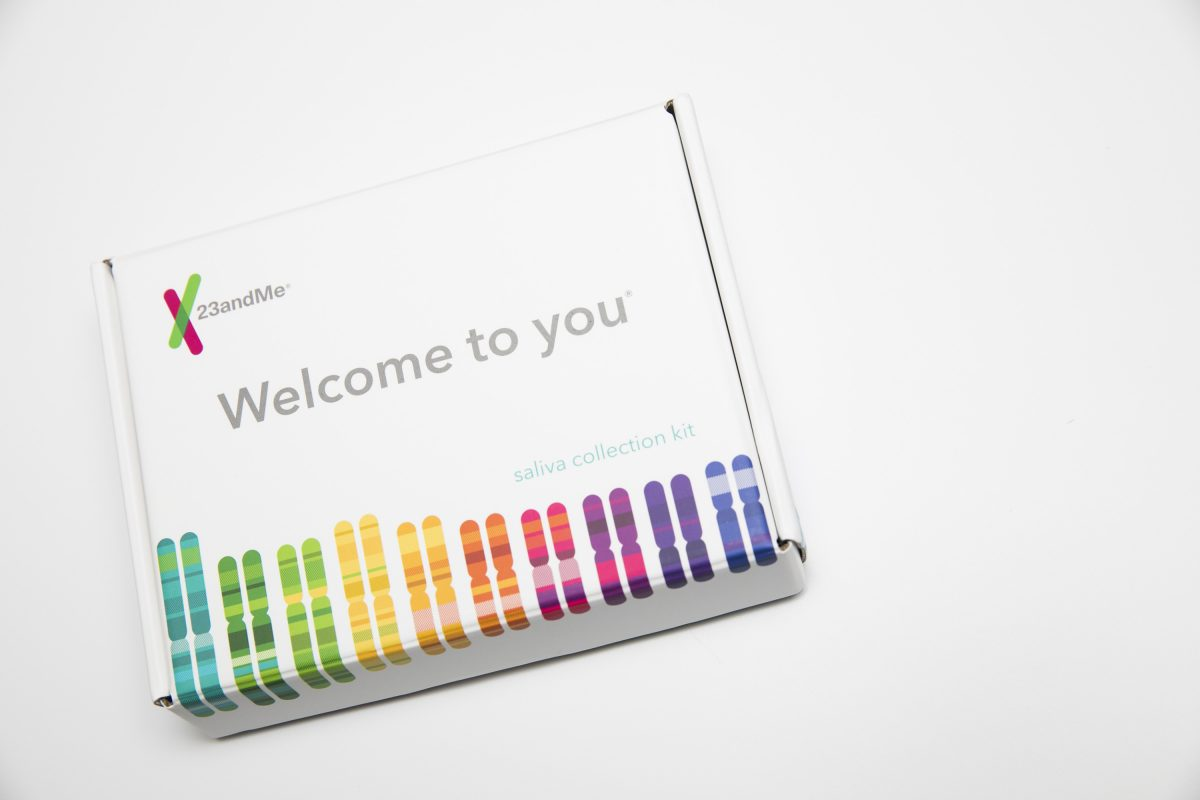 "Personal genetics company 23andMe is offering BRCA gene mutation testing as part of its ""health and ancestry"" analysis."