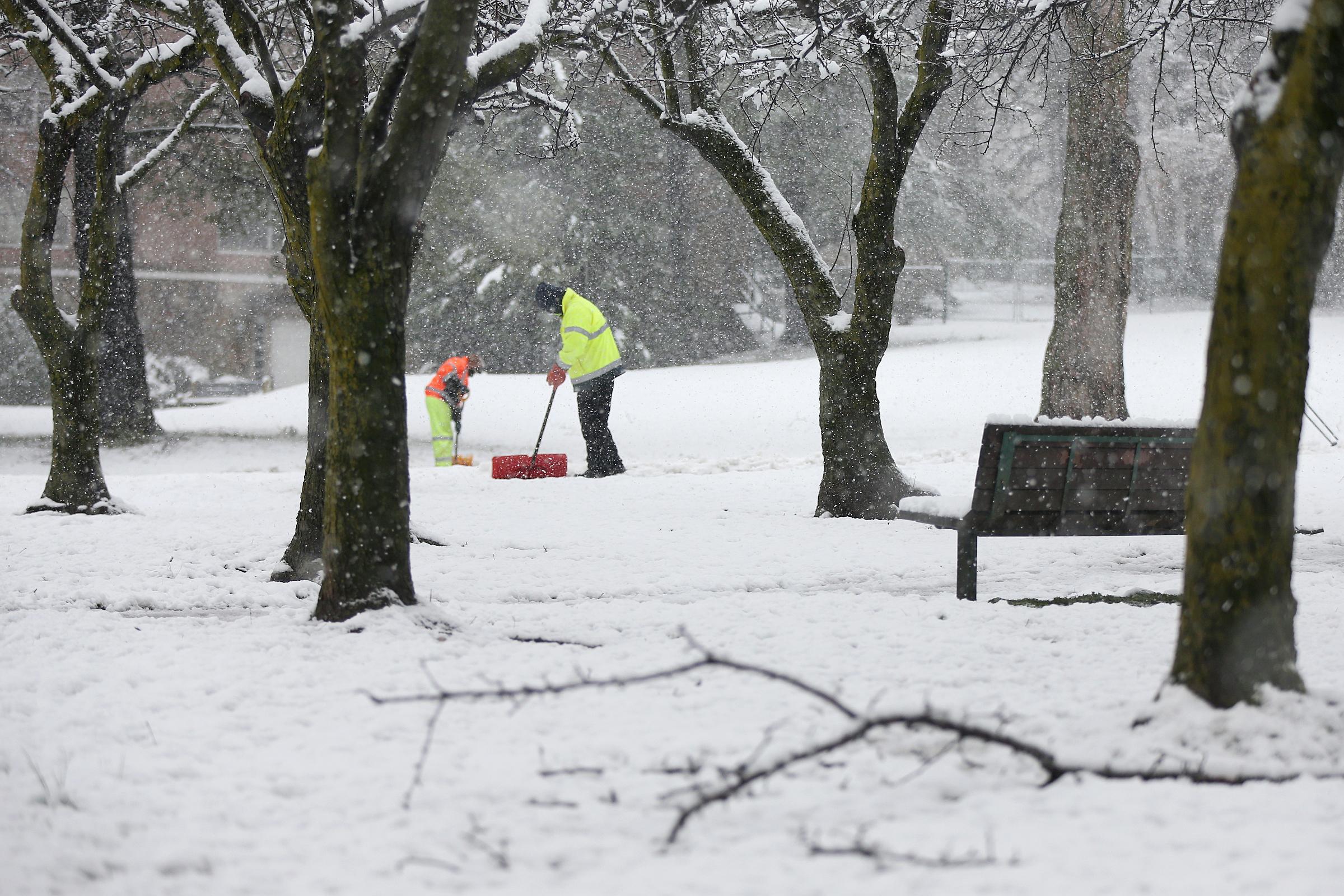 snow storm radnor