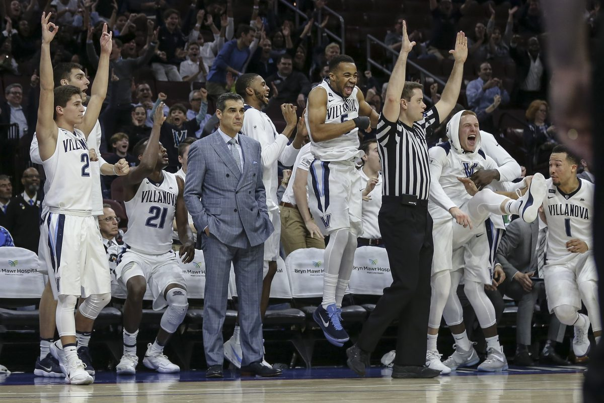 Villanova starts Big East tournament hoping its progress continues