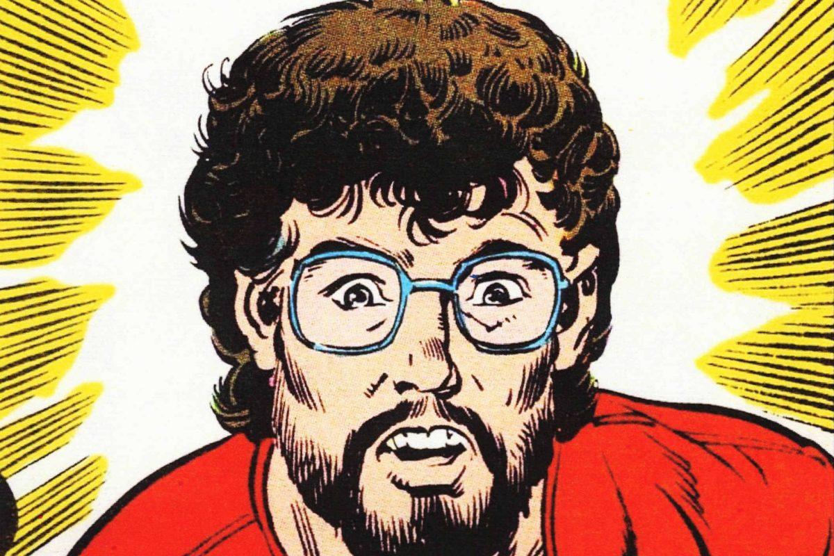 Bill Mantlo, comic book writer, creator of Rocket Raccoon.