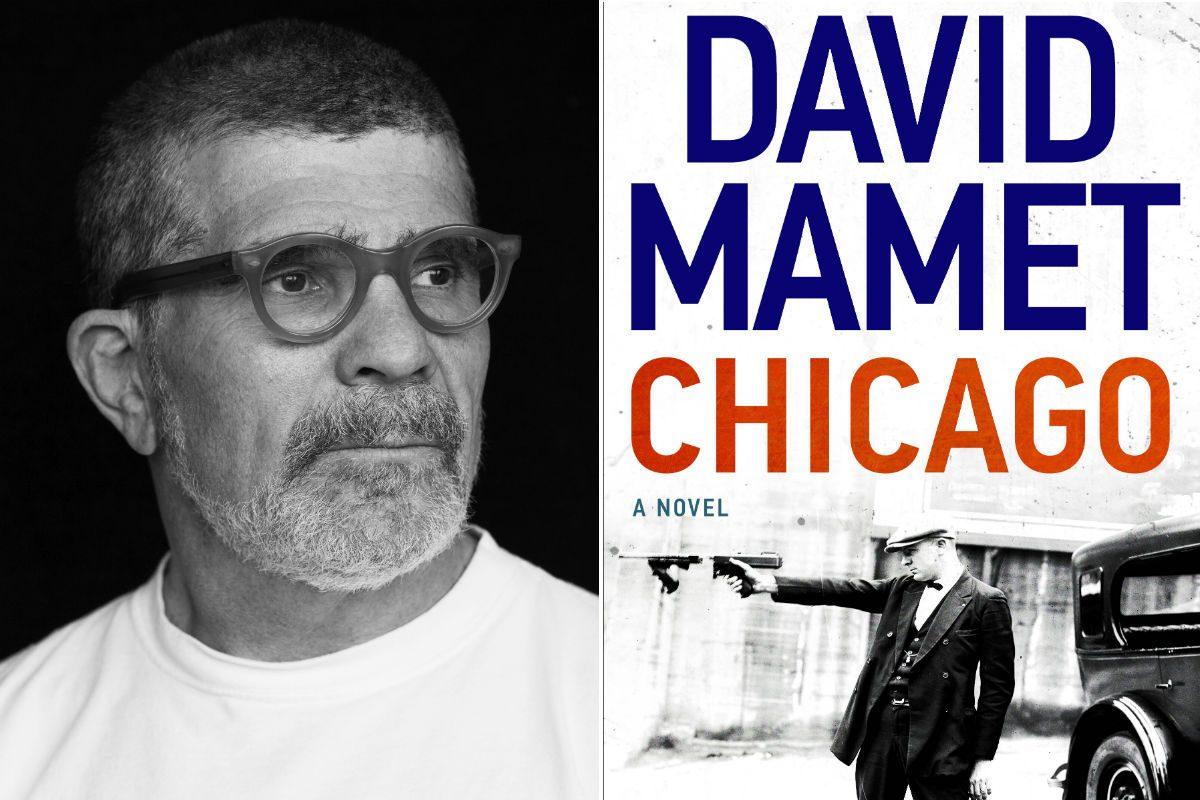 "David Mamet, author of ""Chicago."""