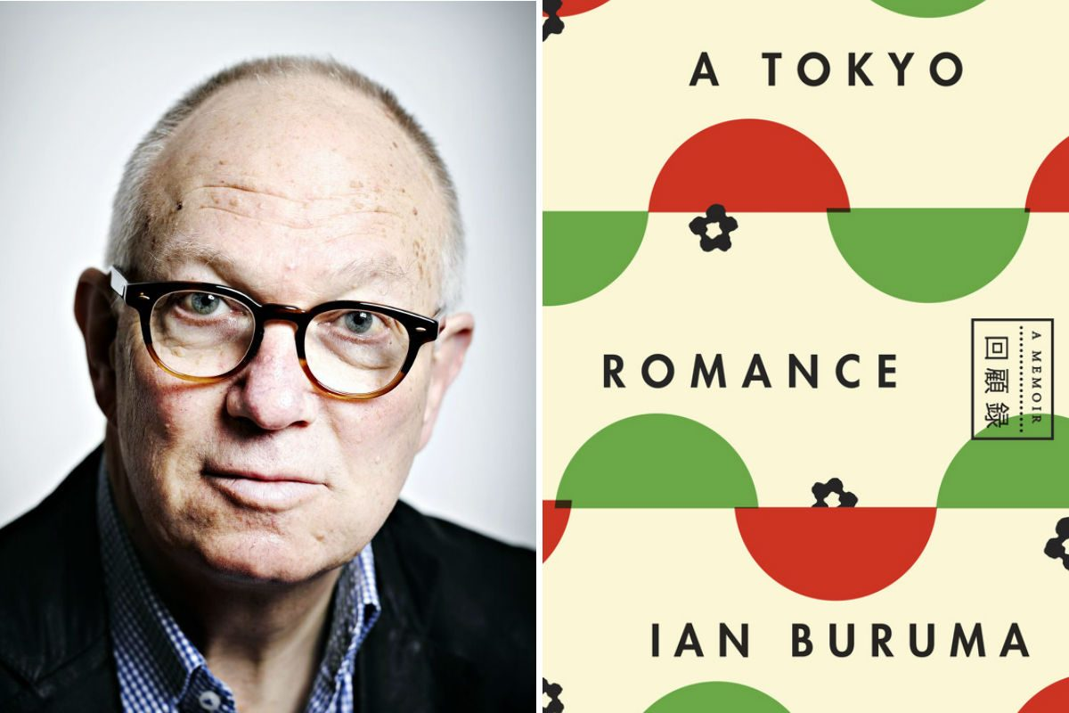 """Ian Buruma, author of """"A Tokyo Romance,"""" comes to the Free Library on March 15."""