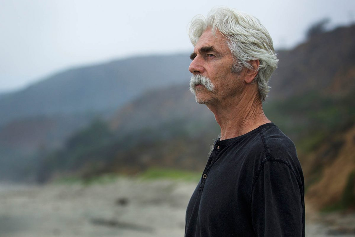 Sam Elliott in the film 'The Hero'
