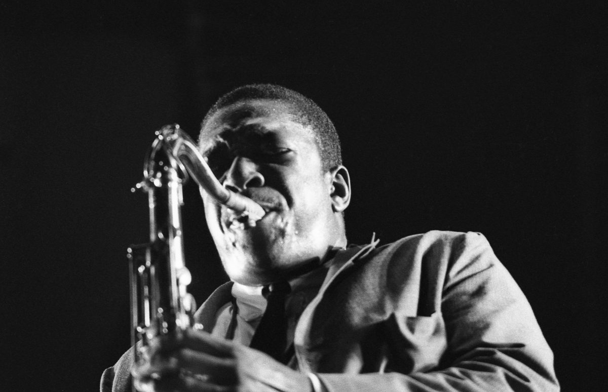 """Chasing Trane: The John Coltrane Documentary"": John Coltrane. (Photo: Don Schlitten/ Abramorama)"