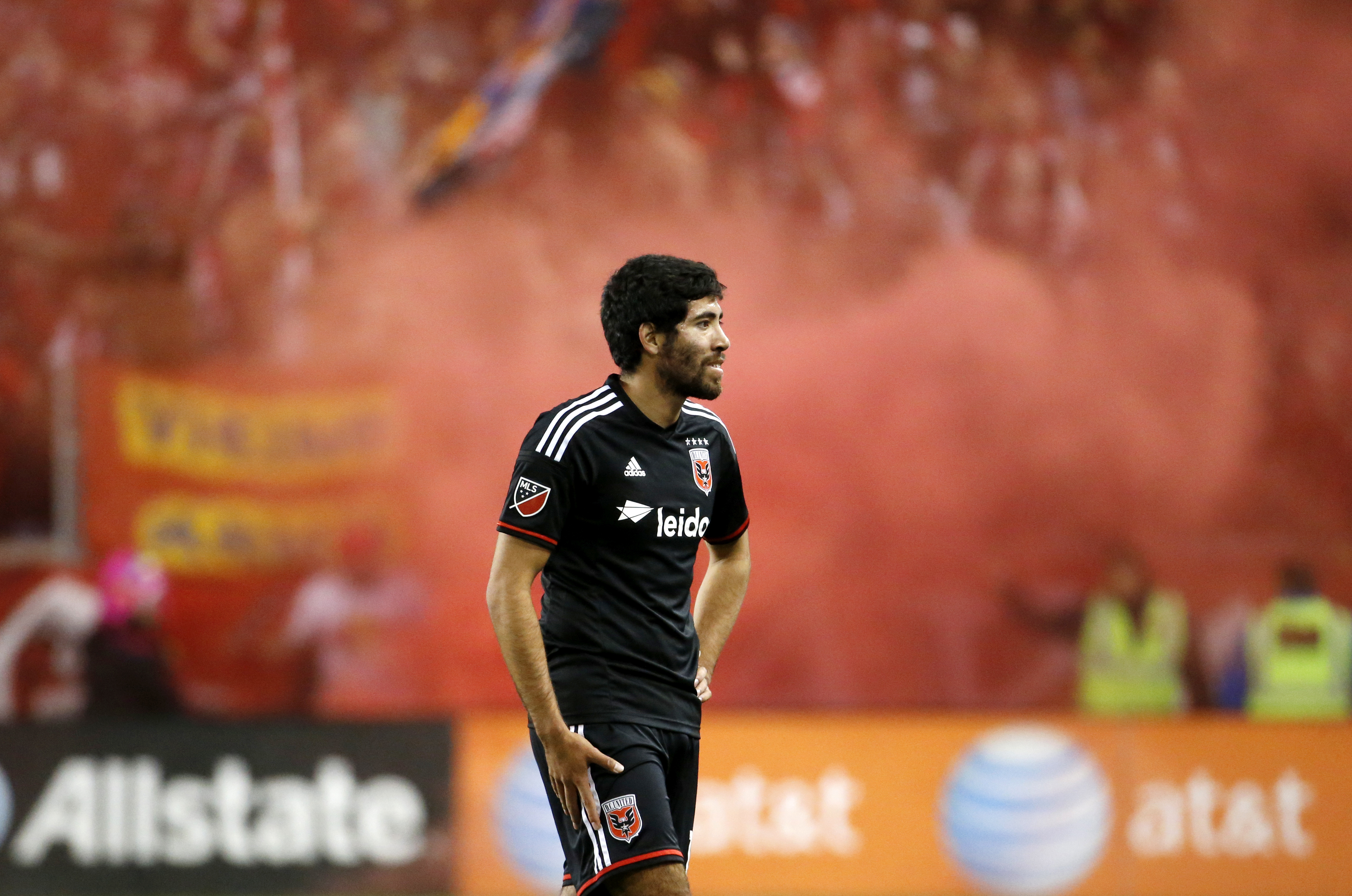 Miguel Aguilar broke into MLS with D.C. United in 2015. He now plays for the Los Angeles Galaxy´s USL team.