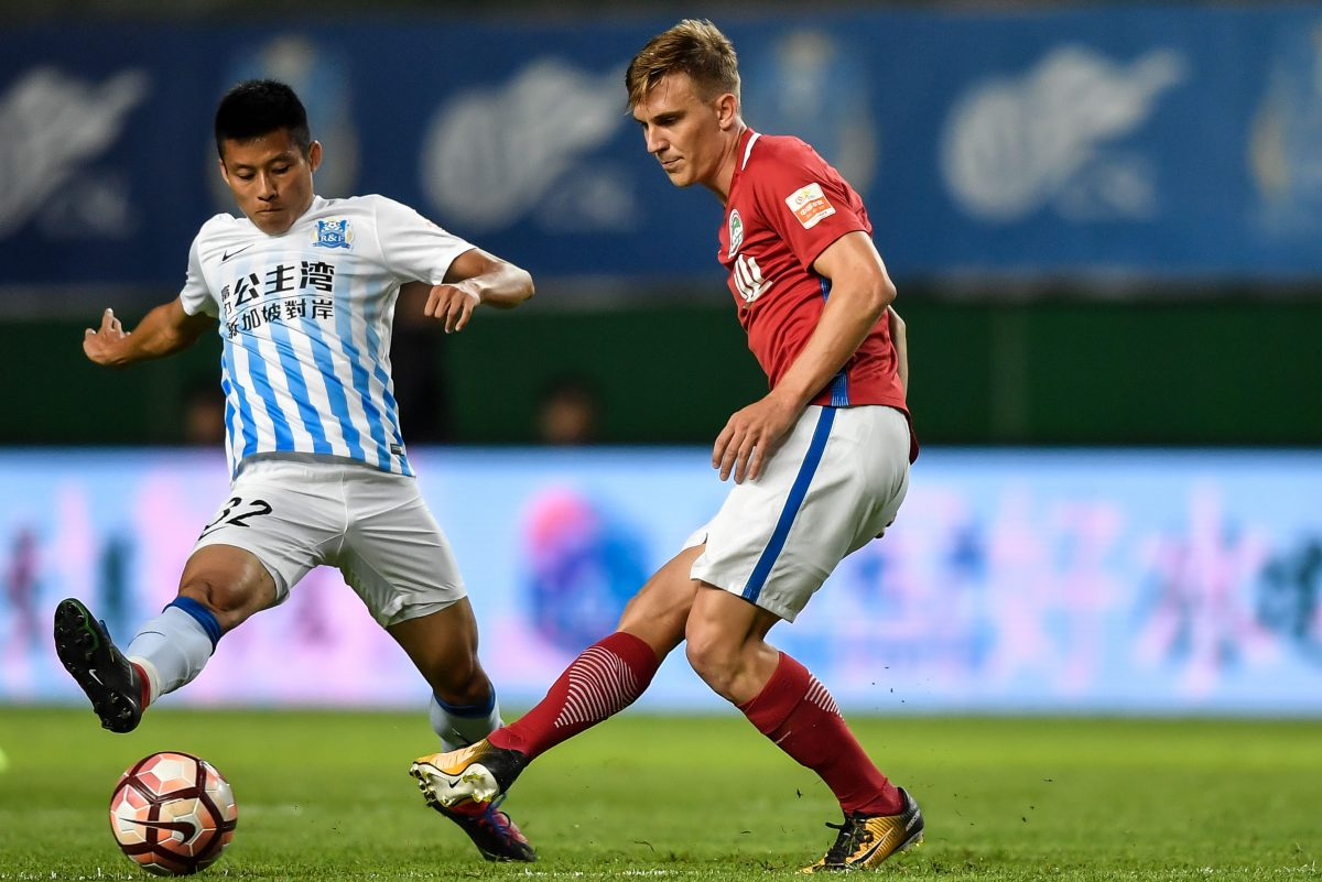 New Philadelphia Union midfield playmaker Borek Dockal has spent the last year playing for Chinese Super League club Henan Jianye.