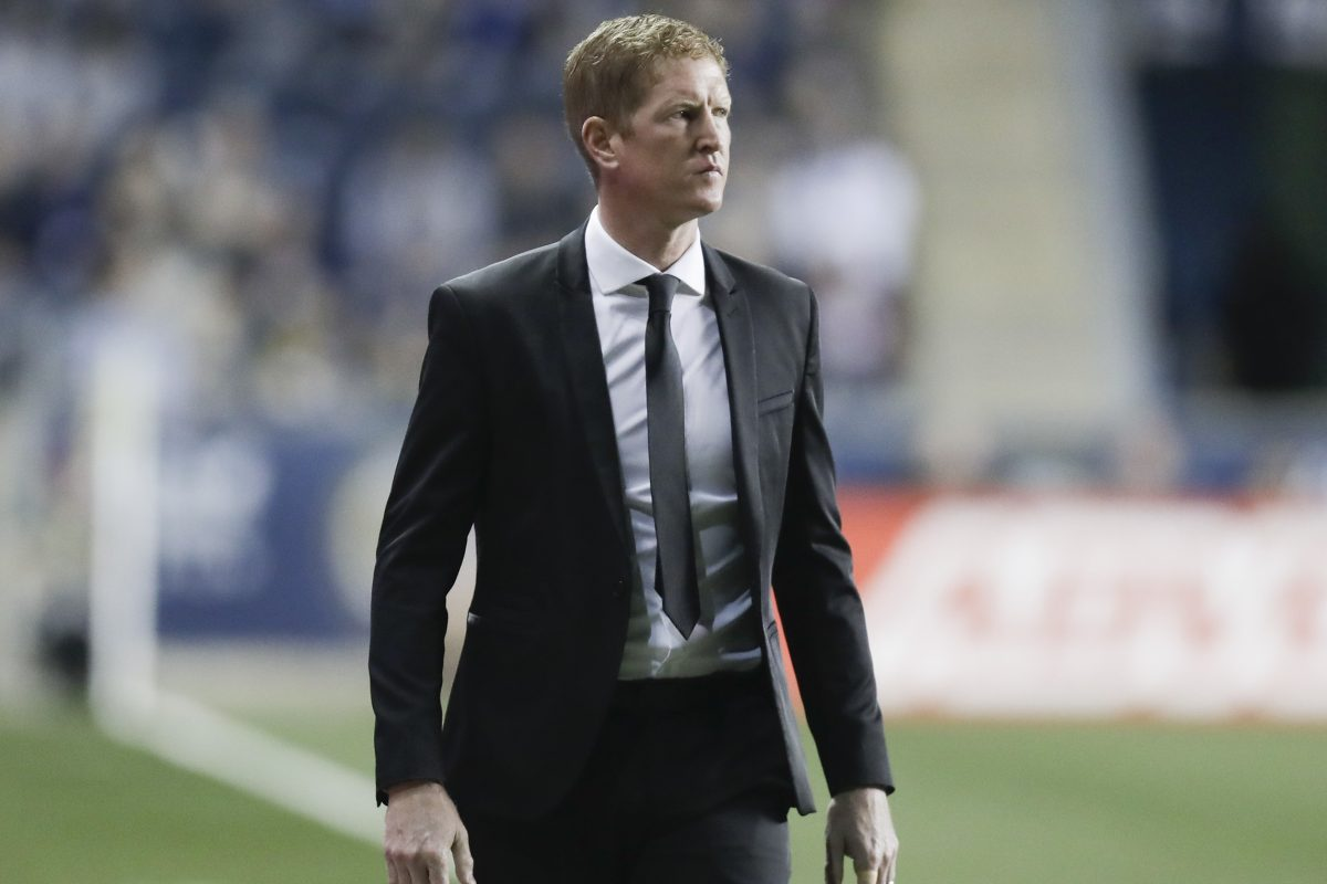 Pressure is rising on Philadelphia Union manager Jim Curtin to change the team´s starting lineup in order to spark the struggling attack.