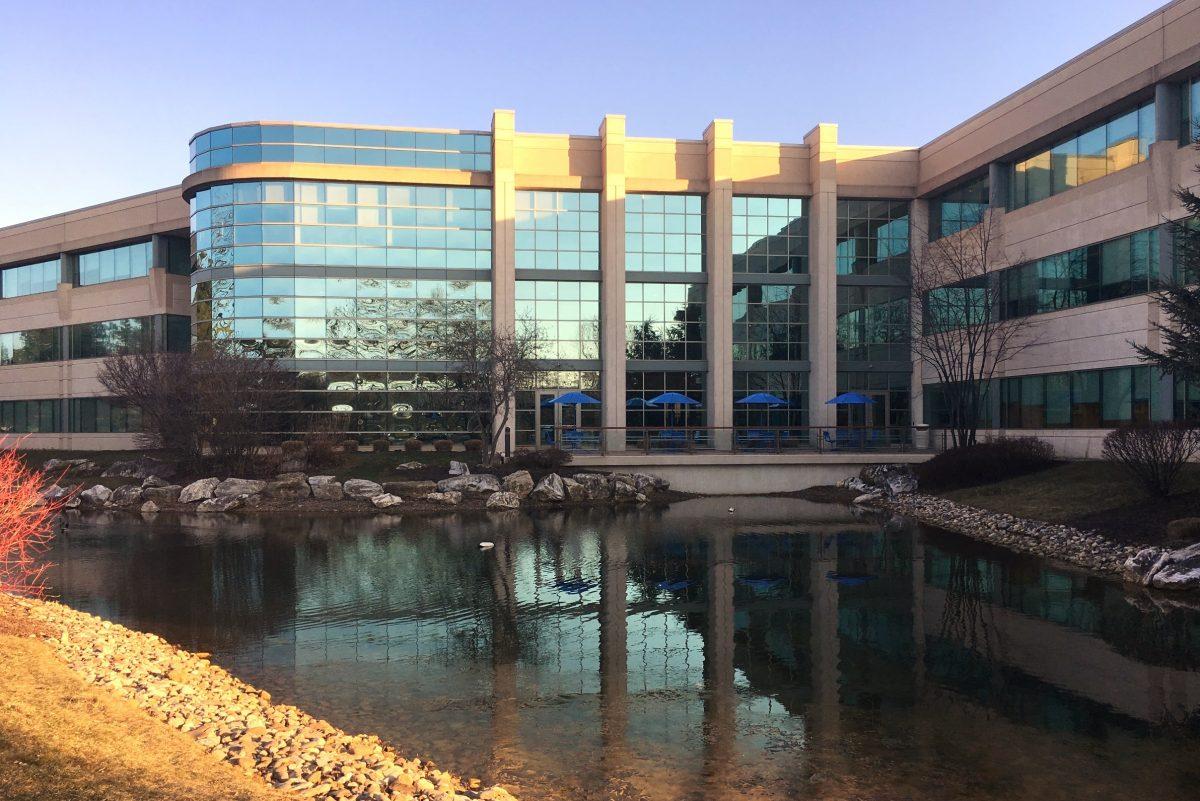 45 Liberty Boulevard office building in Malvern.