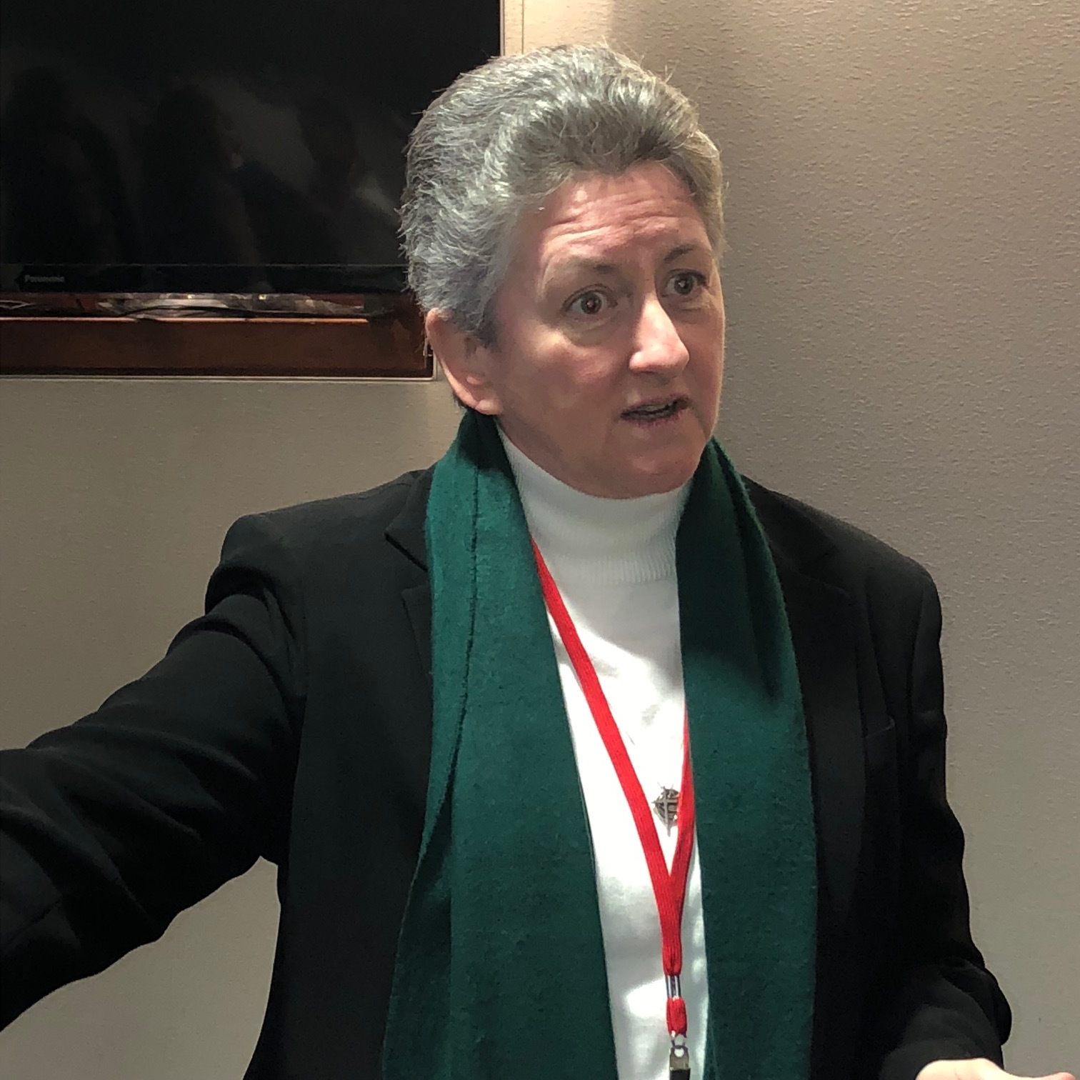 Sister Helen Cole