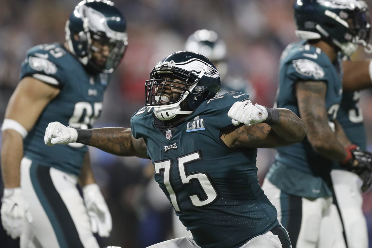 Eagles Released Defensive End Vinny Curry Saving 5