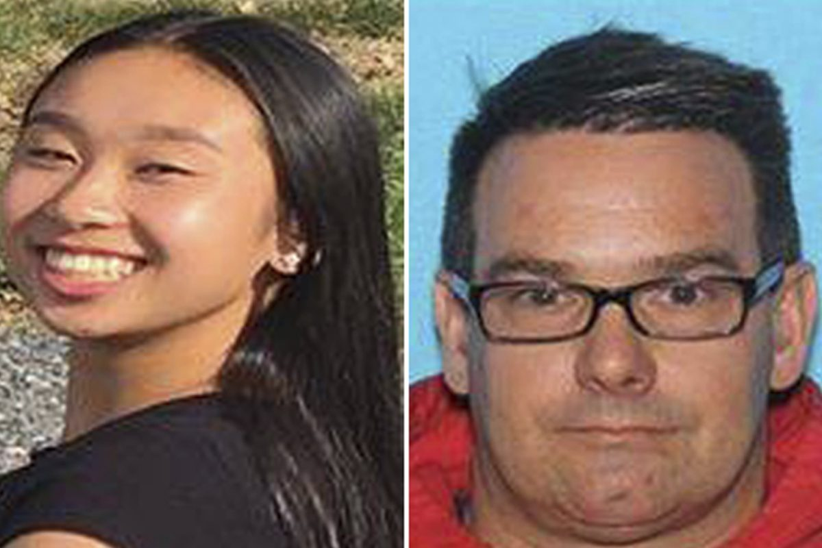 This combination from photos provided by Allentown, Pa., Police Department shows from left, Amy Yu and Kevin Esterly. Allentown police issued a missing person alert on March 7.