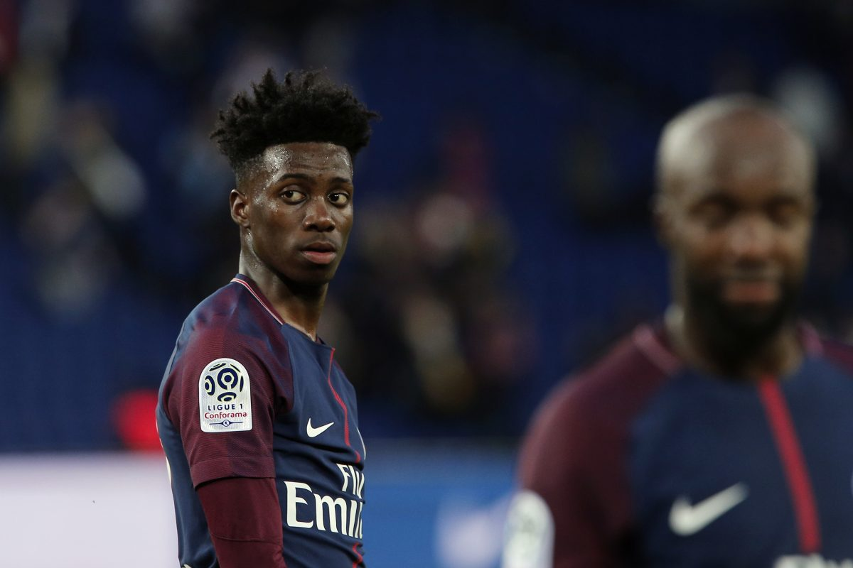 Tim Weah, a midfielder who turned 18 on Feb. 22, made his senior-level club debut for Paris Saint-Germain as a second-half substitute at Troyes on March 3 and got in late again against Metz a week later.