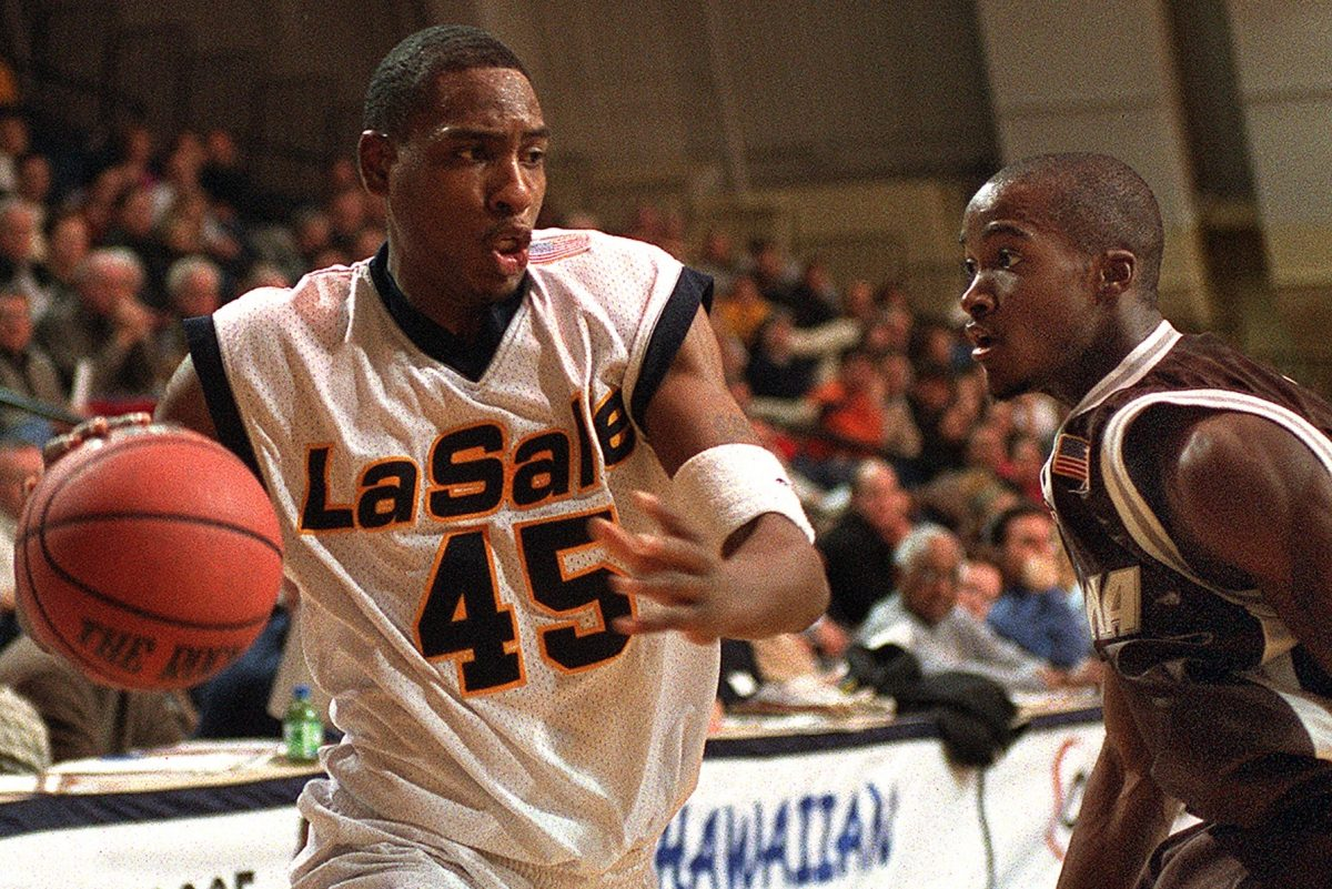 Former La Salle star Rasual Butler is among this year´s Big 5 Hall of Fame inductees.
