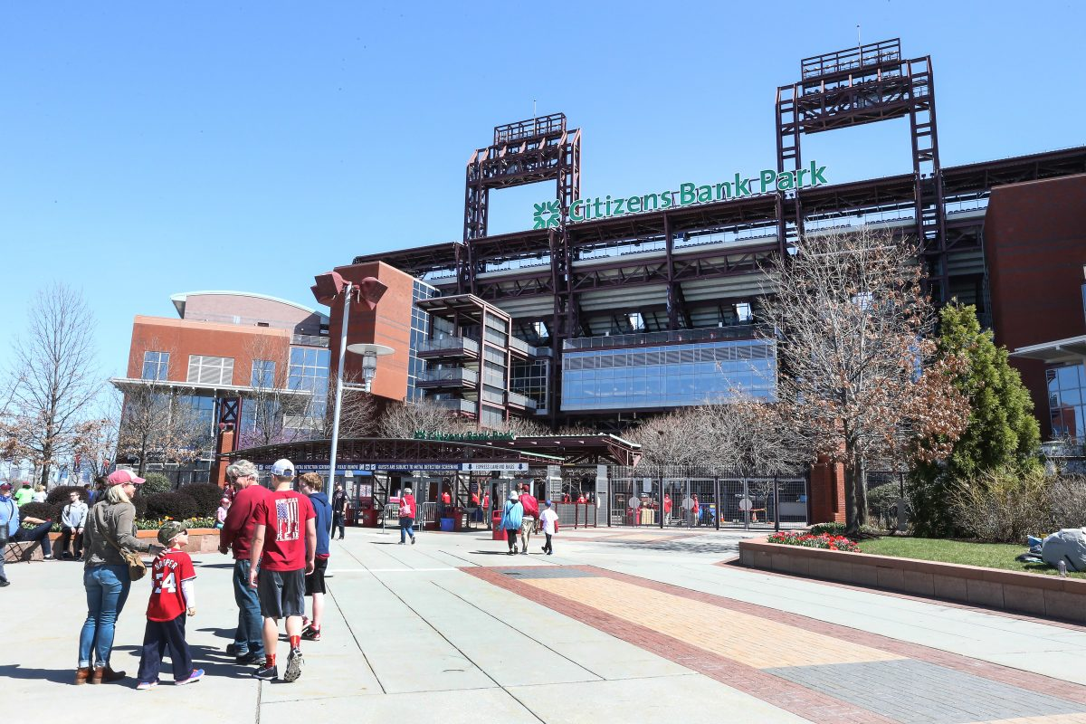 Citizens Bank Park will get an upgrade with its technology and connectivity.