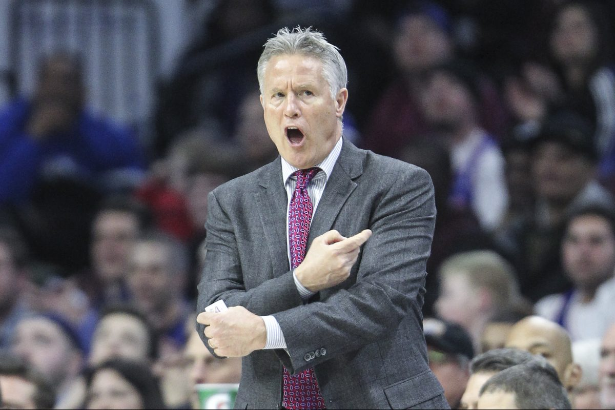 Sixers coach Brett Brown wants his players to ratchet up their defense as they push for a top-four playoff seed.