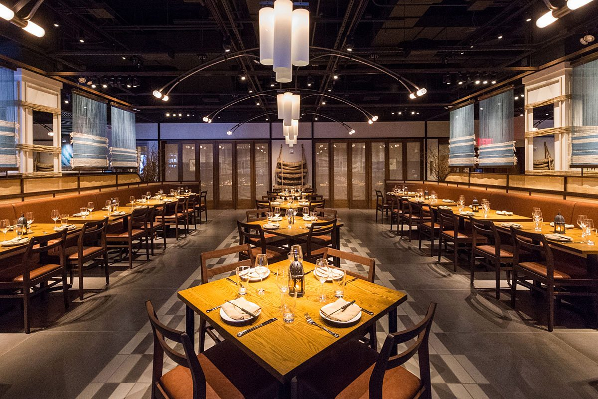 Amada in New York City opened in 2016.