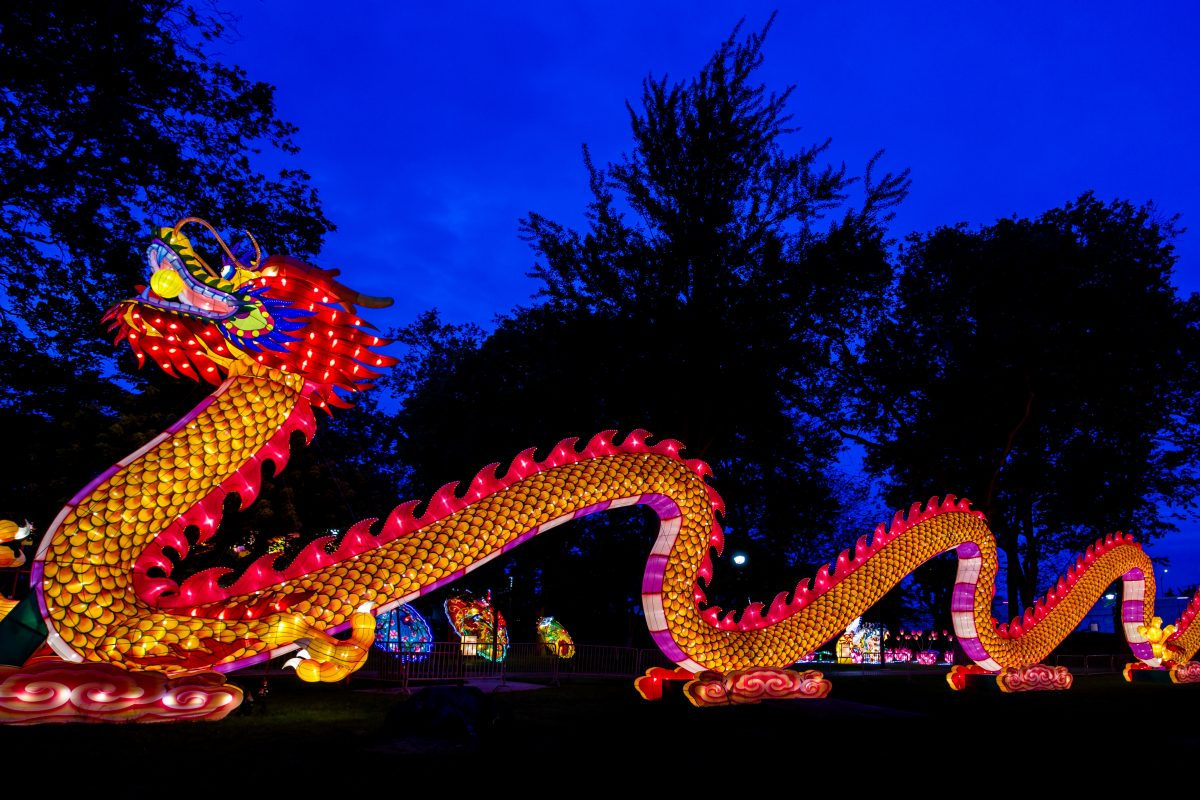 The Chinese Lantern Festival returns to Franklin Square this year, along with an array of other seasonal programming for those of all ages.