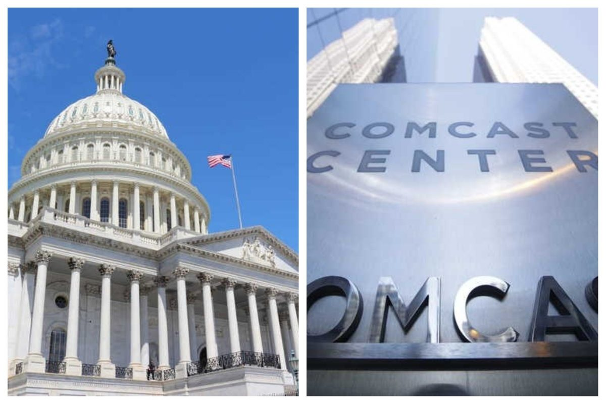 Comcast Corp. is one of the nation's biggest spenders on lobbyists. The cable and entertainment company has appointed MItch Rose to head the Washington legislative office.