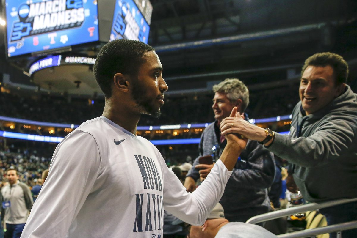 Mikal Bridges and the Villanova Wildcats coasted into the Sweet 16 of the 2018 NCAA tournament.