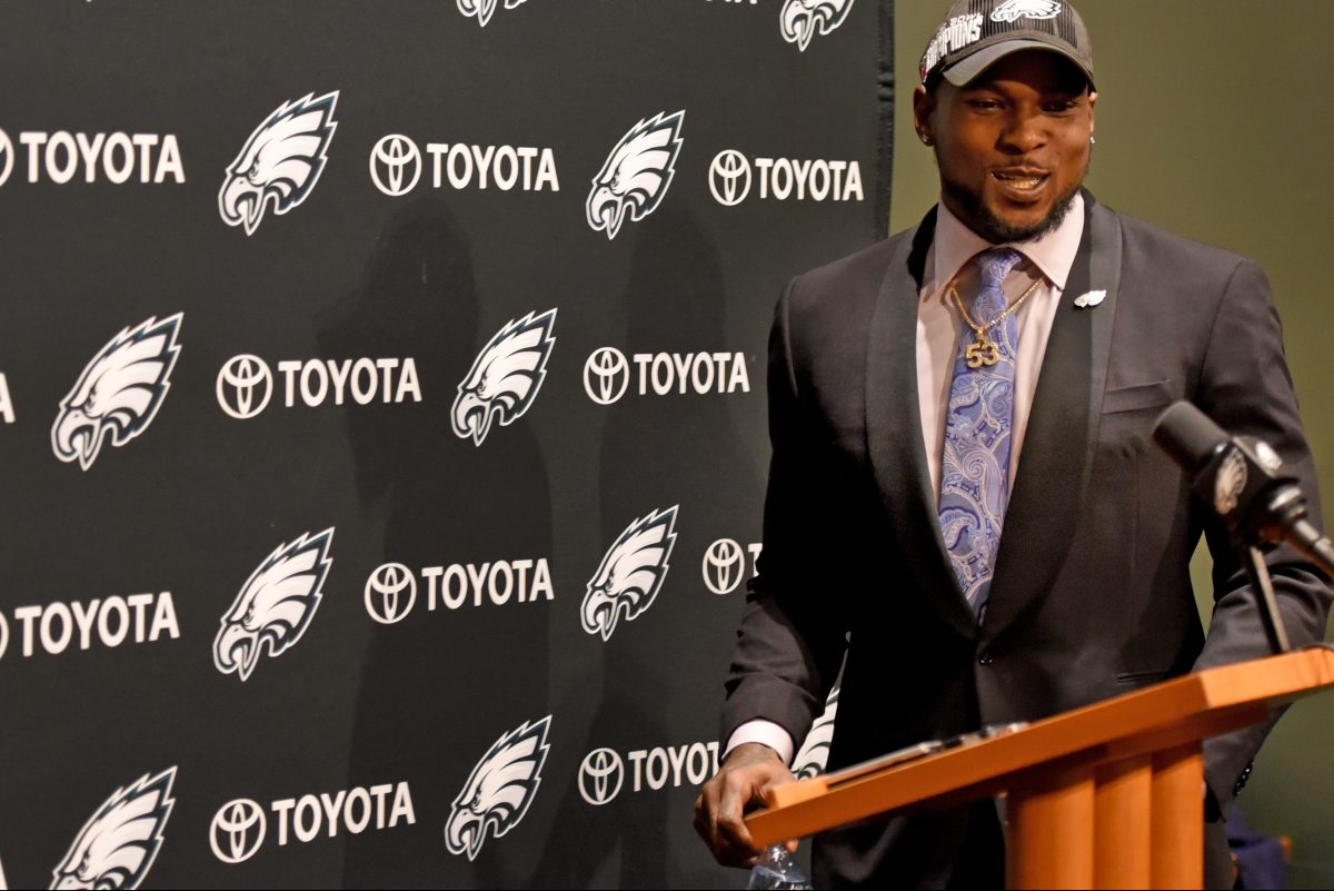 Losing Nigel Bradham would have been a huge blow to the Eagles´ defense