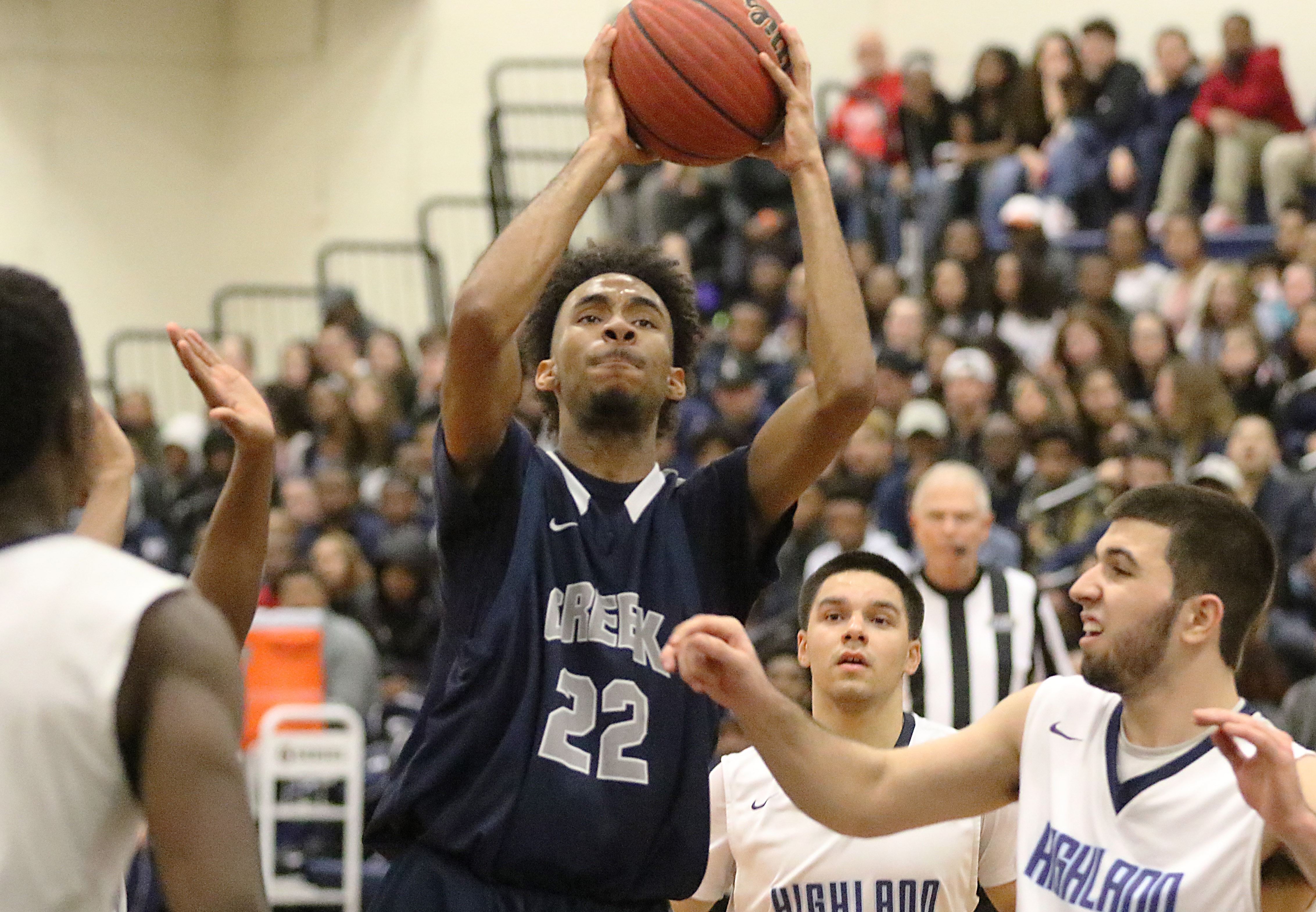 Maurice Murray averaged 17.4 points this season for Timber Creek.