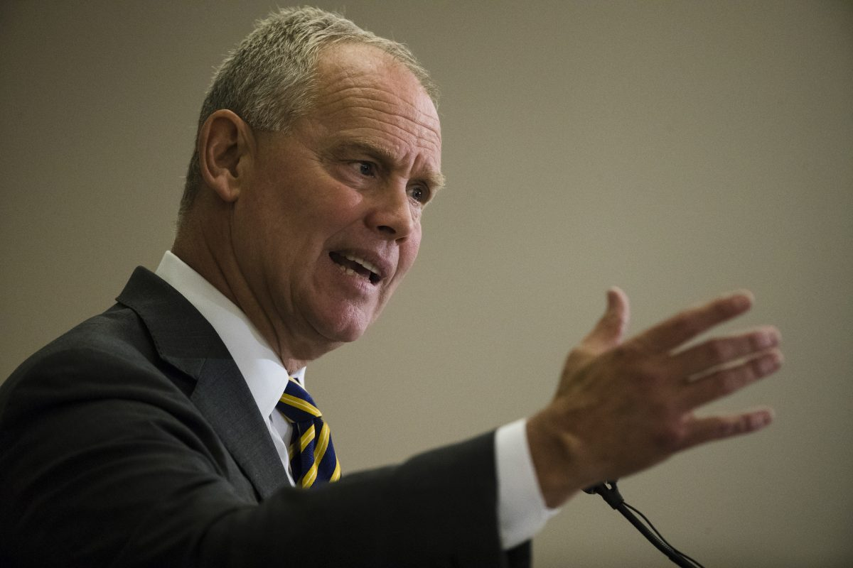 Speaker of the state House Mike Turzai (R-Allegheny) was prime sponsor of a new law that will allow career and technical students to graduate high-school without the Keystone exam.