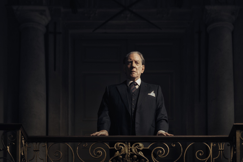 "Donald Sutherland in FX´s ""Trust"""