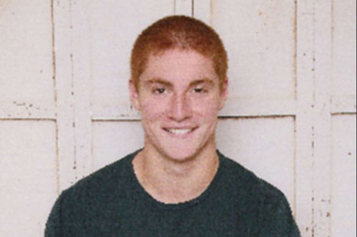 Tim Piazza died after falling down a flight of stairs during pledge night.