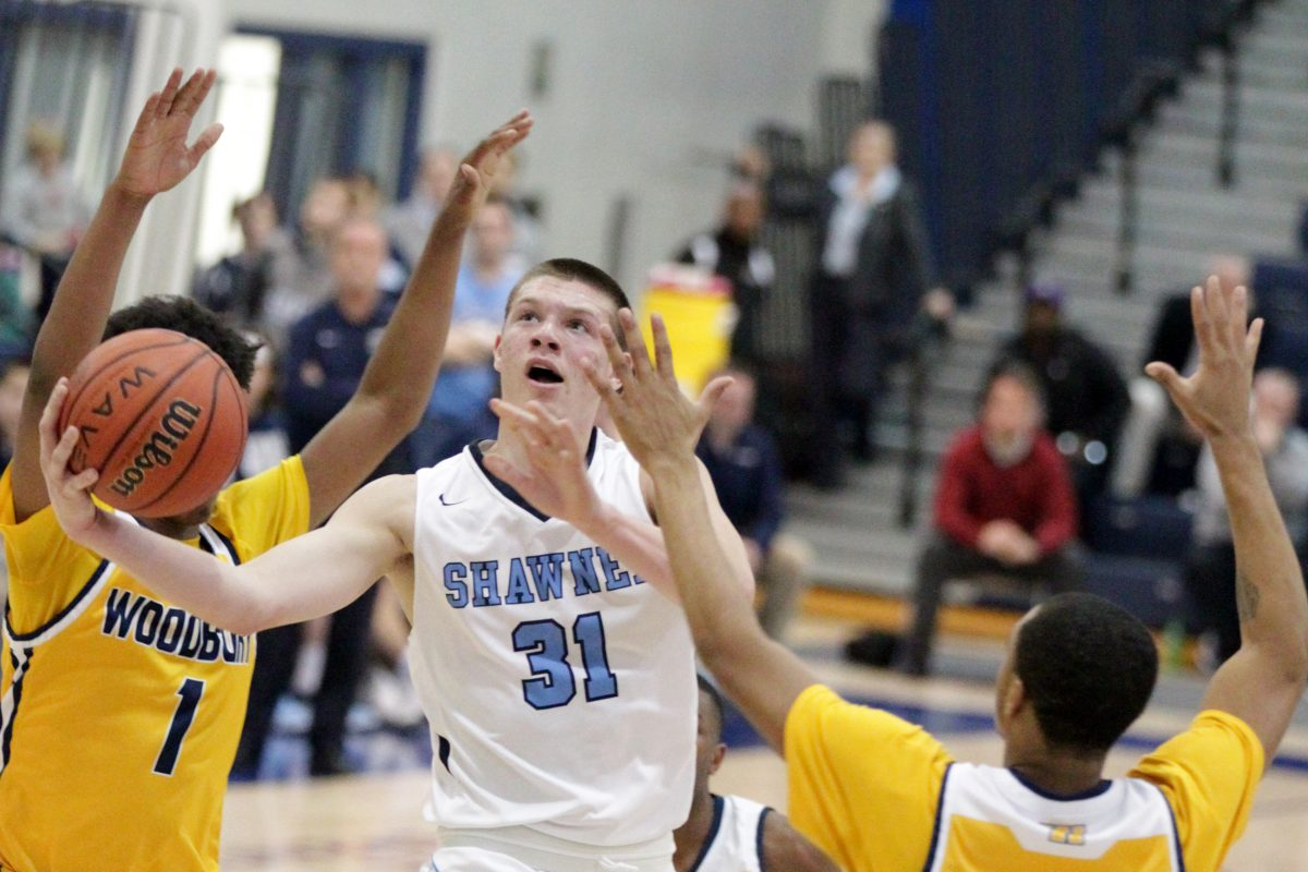 Senior guard Dean Noll of Shawnee is South Jersey's Player of the Year in boys' basketball.