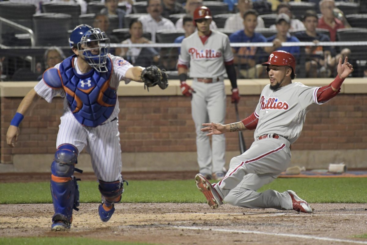 The Phillies´ April 3 road game against the New York Mets will only be broadcast locally via NBC Sports Philadelphia´s website and mobile apps. It will not be televised.