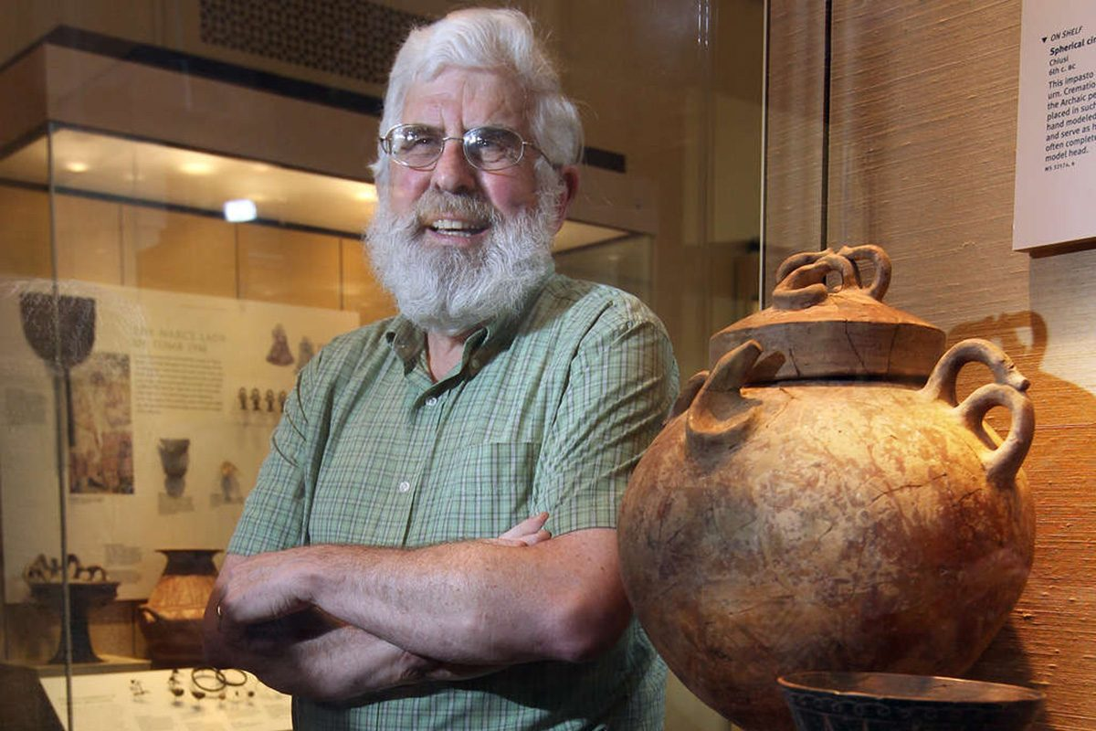 Patrick McGovern, a University of Pennsylvania archaeologist, is renowned for his study of ancient vessels that yield clues to the beverages they once contained.