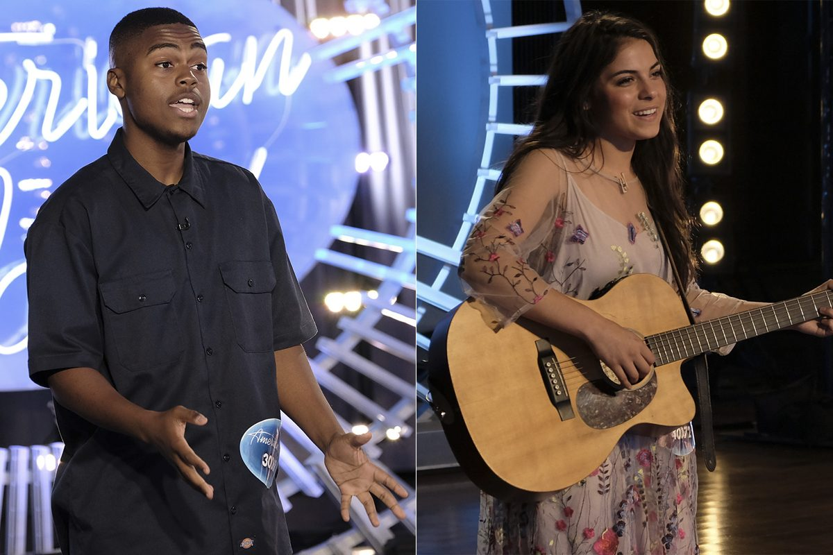 Country singer dating american idol contestant, close naked black couple