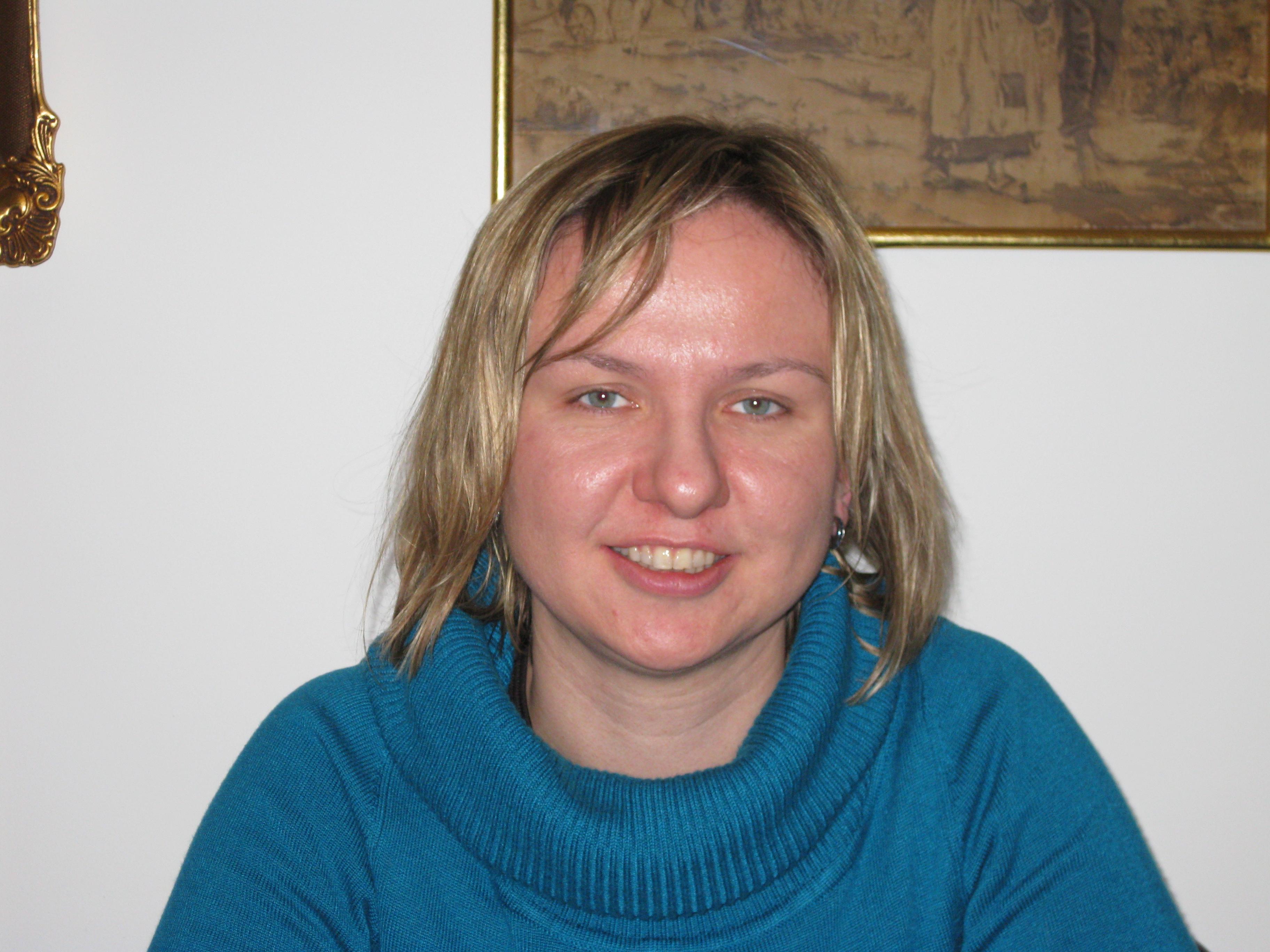 Anna Maciejewska in 2011