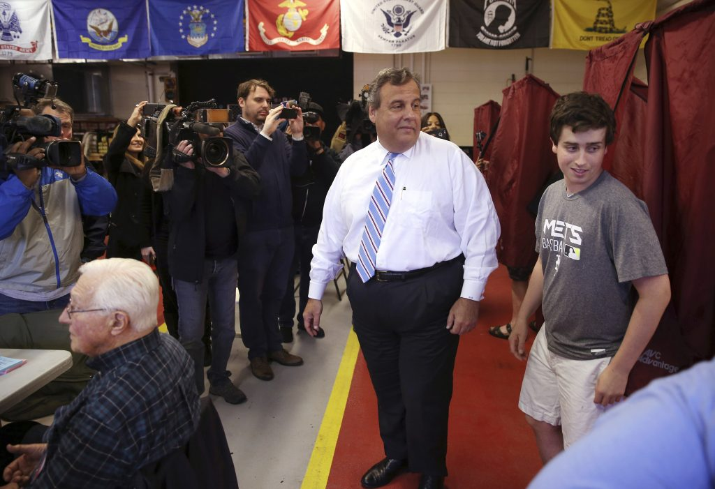 Gov. Christie wants to transfer the lottery to the pension system.