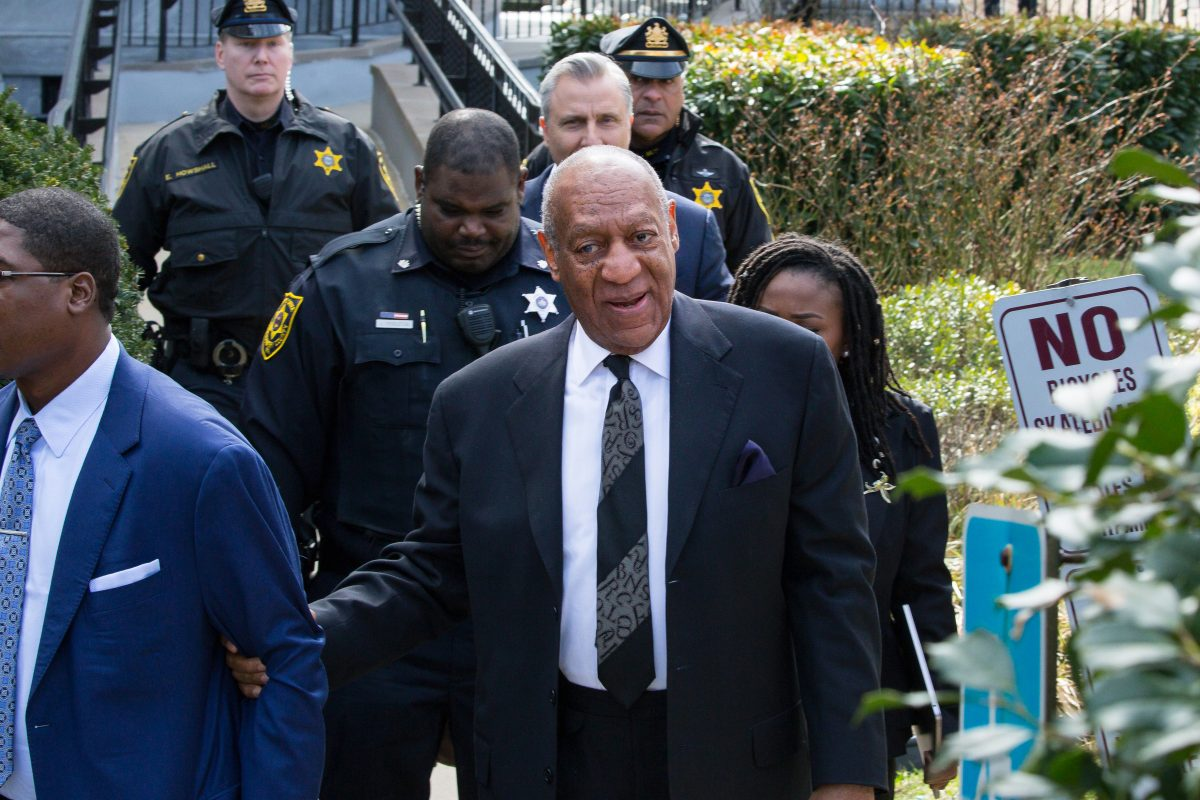 bill cosby montgomery courthouse