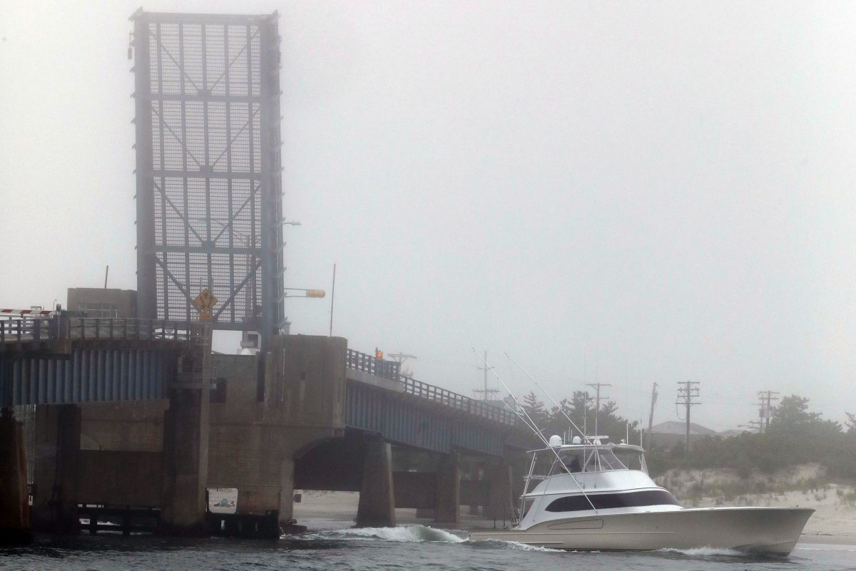 The Townsends Inlet bridge ,which connects Sea Isle City to Avalon, will reopen Friday.