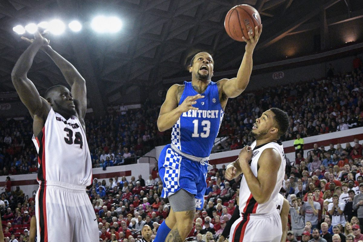 The Philadelphia 76ers signed former Kentucky Wildcats point guard Isaiah Briscoe as an undrafted free agent.