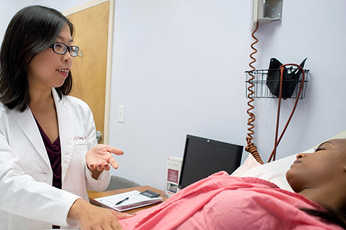 Karen Tang, a Philadelphia ob-gyn, specializes in treating endometriosis.