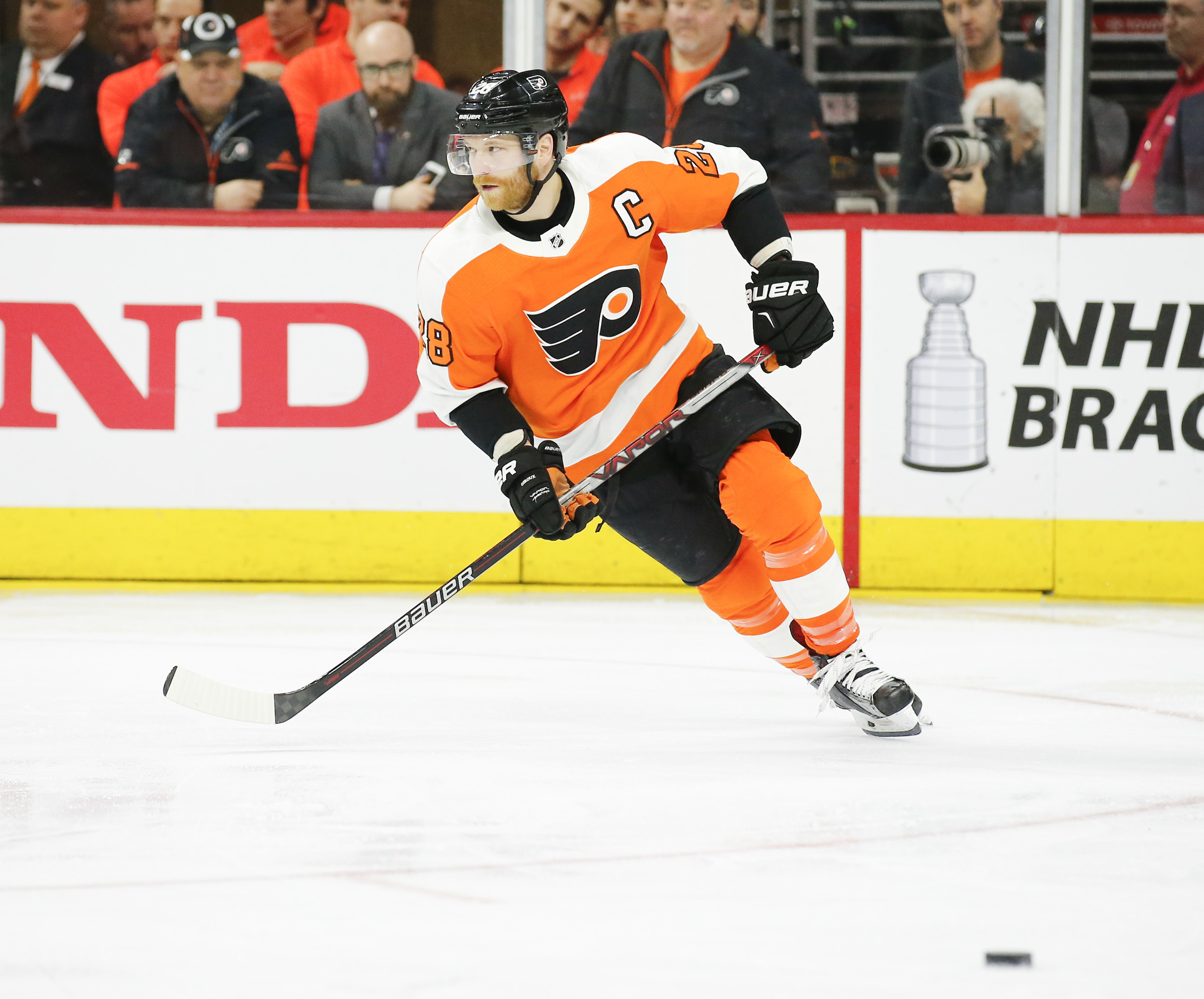 Claude Giroux cares only about winning the Stanley Cup.