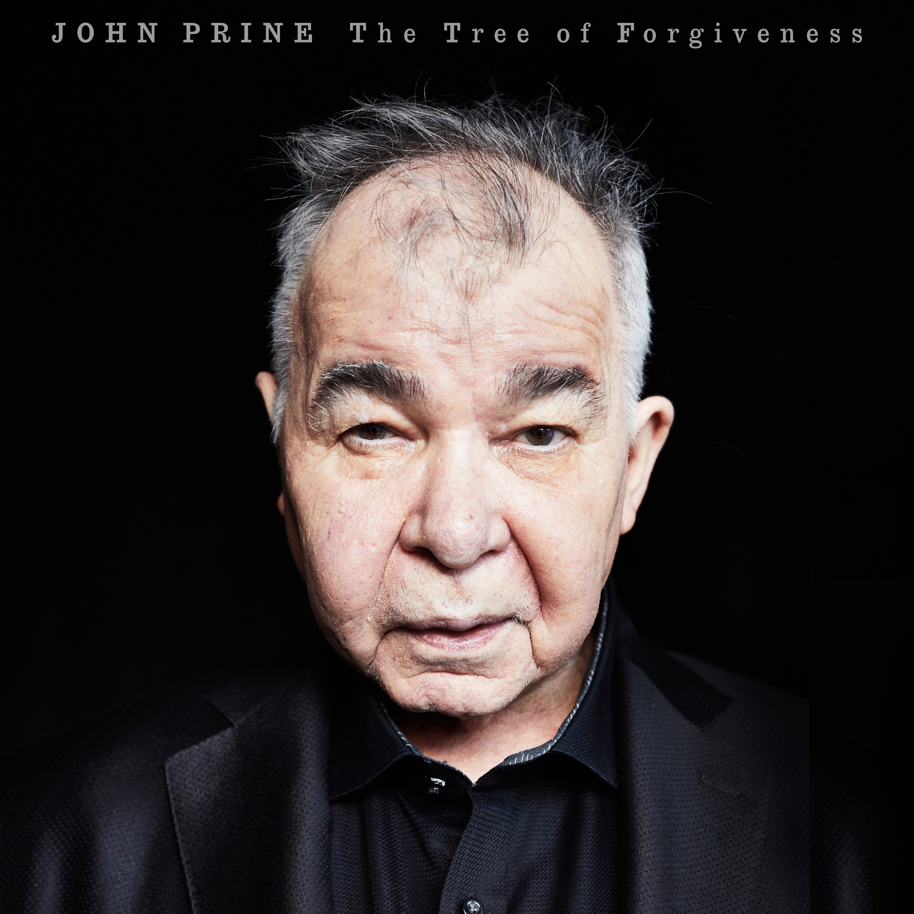 John Prine´s new album is ´Tree Of Forgiveness.´ He played the Merriam Theater with Kurt Vile on Saturday.