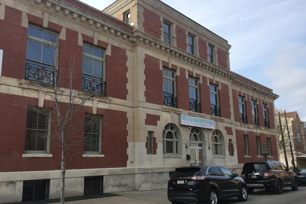 Originally a police station, this building at 19th and Oxford earned its place in history after the Rev. Leon Sullivan established one of the first black-run job training centers there.