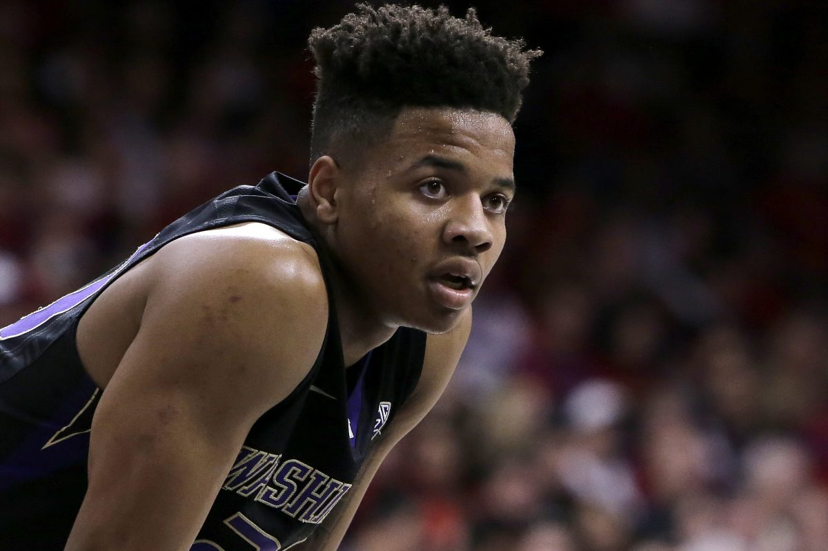 Top pick  Markelle Fultz wants to be the very best.