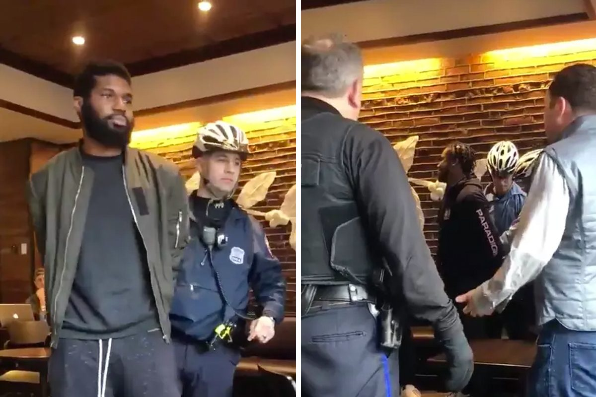 starbuck single guys Outrage grows over the arrest of two black men at a philadelphia starbucks the ceo apologizes but the video has gone viral  and unfortunately, every single instance where you have someone who .