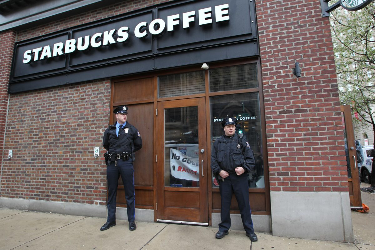 California Starbucks event wins attention after Philadelphia arrests