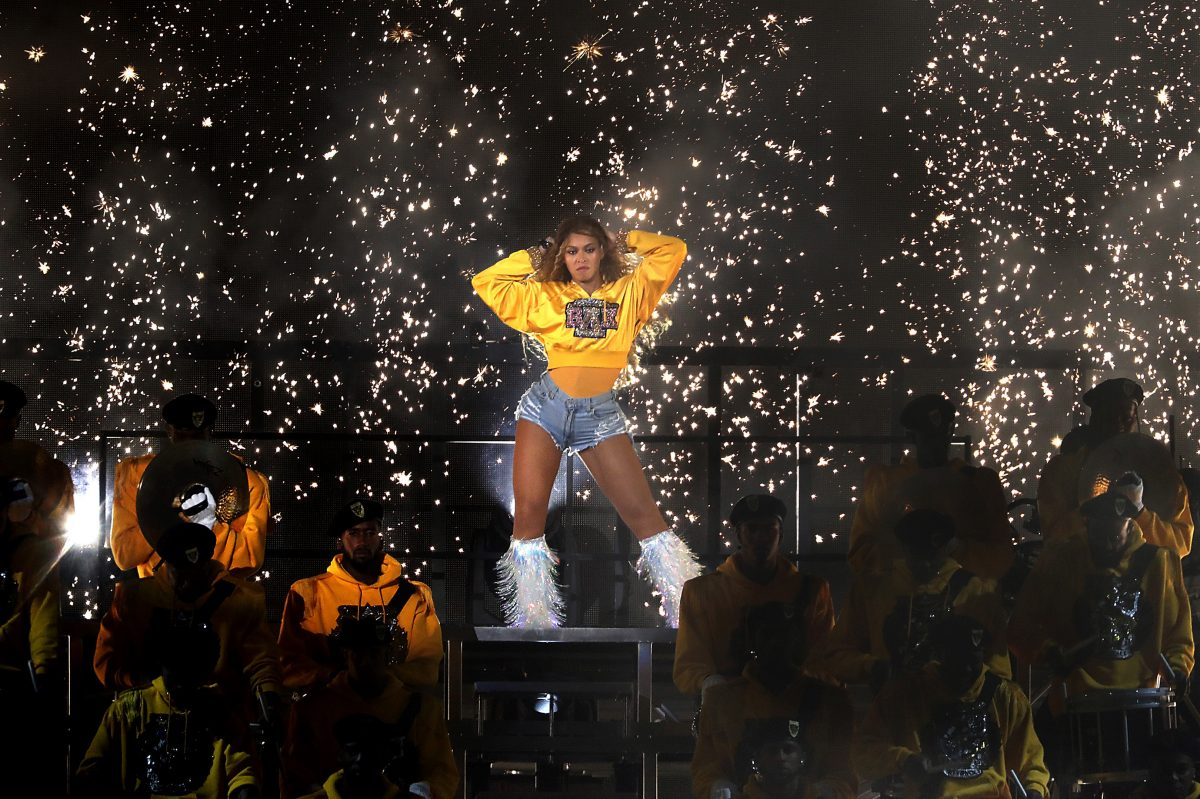 For This Penn Class That Studies Beyonc 233 Beychella Was