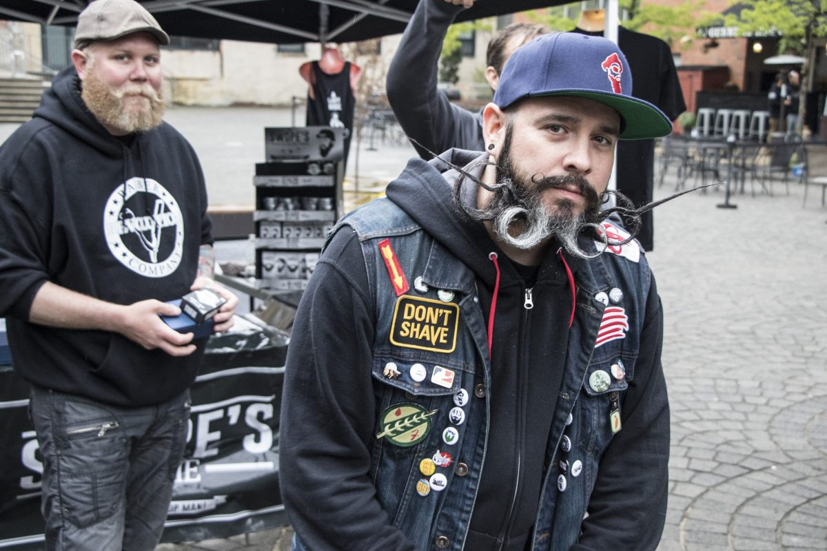 The Philadelphia Beard Festival returns on April 29, featuring a facial hair competition, bearded speed dating, and other entertainment at The Schmidt's Commons Piazza.