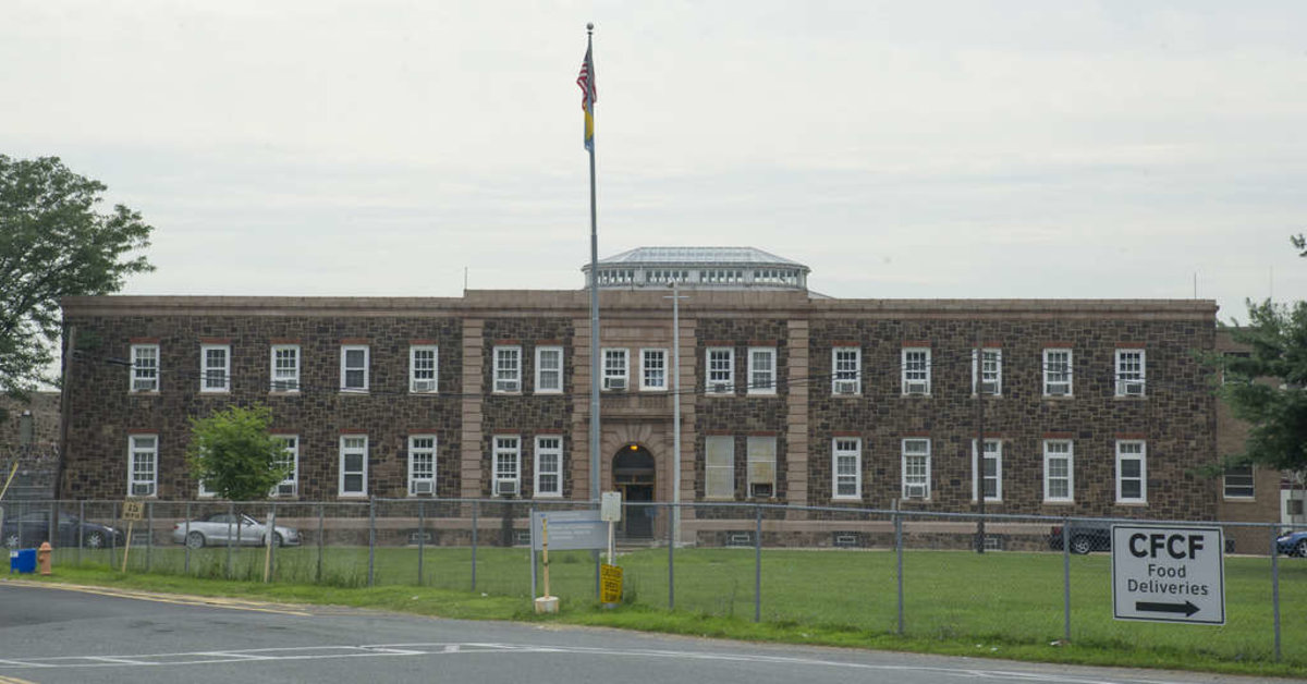 A view of the House of Correction in 2016.